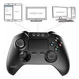 Ігрова приставка для телефону Bluetooth V3.0 IPEGA PG-9069, джойстик безпровідний, геймпад для андроїд, фото 2