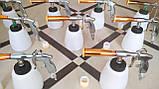 Торнадор Z-030 GOLD Для хімчистки Салону Авто з регулятором подачі і хімії і повітря, фото 5