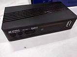 Ресивер цифрового телебачення Т2 OPERA DIGITAL HD-1001 приймач тюнер-приставка з підтримкою wi-fi адаптера, фото 5