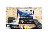 Ресивер цифрового телебачення Т2 OPERA DIGITAL HD-1003 приймач тюнер-приставка з підтримкою wi-fi адаптера, фото 3