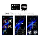 Бездисковая MP3-магнитола Cyclone MP-1067 1 DIN, Fm авто магнитола с пультом и хорошим радиоприемником, фото 3