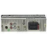 Бездисковая MP3-магнитола Cyclone MP-1067 1 DIN, Fm авто магнитола с пультом и хорошим радиоприемником, фото 6