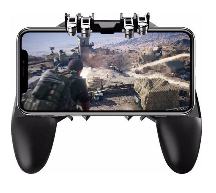 Безпровідний геймпад тригер PUBG MOBILE для телефону AK-66,мобільний ігровий джойстик,приставка пабг