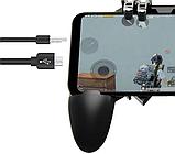 Безпровідний геймпад тригер PUBG MOBILE для телефону AK-66,мобільний ігровий джойстик,приставка пабг, фото 6