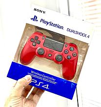 Безпровідний геймпад ігровий джойстик з вібрацією USB Bluetooth Sony PlayStation Dualshock 4 V2 8 кольорів