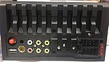 Радіоприймач Fm магнітофон в машину 2 дін 8702, магнітола 2-din андроїд з навігацією і блютуз, фото 7