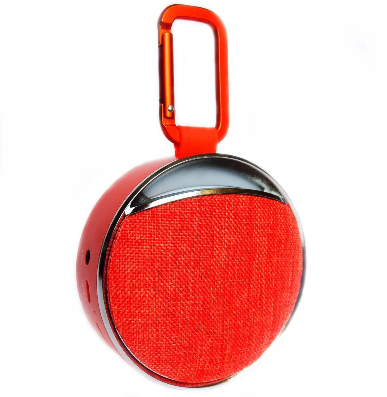 Беспроводная колонка Bluetooth С6, недорогая портативная колонка с SD, FM, карабином и фонариком