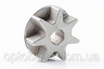 Звездочка (7 зацепов с тарелкой) для электропилы, фото 2