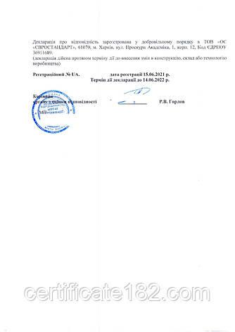 Декларация на соответствие техническому регламенту подъемно-транспортного оборудования, фото 2