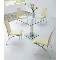 Квадратный обеденный стол арт.015