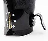 Гравитационные ботинки (инверсионные антигравитационные для турника) тренажер для спины OSPORT Pro (OF-0005), фото 4