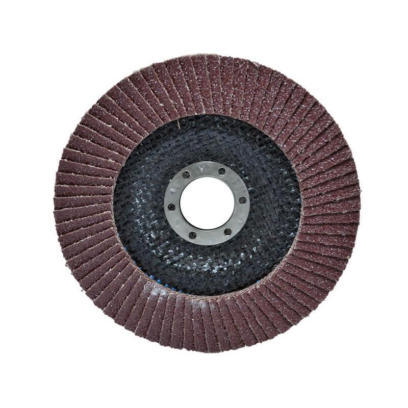 Диск шлифовальный лепестковый 125x22 мм зерно 40 Htools