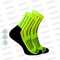"""Шкарпетки функціональні унісекс літні, модель """"ShortDry""""- 95% нейлон, 5% еластан (L /44-47)"""