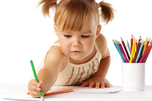 Раскраски для детей: с наклейкаи, водные