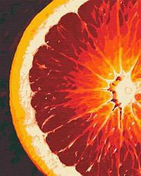 Цитрусовое солнце (40х50) (RB-0109)