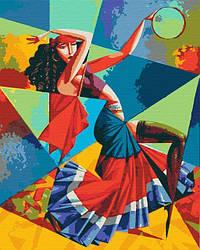 Танец Эсмеральды (40х50) (RB-0204)