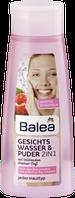 Тоник Восстановление Свежести  для кожи лица склонной к жирности  Balea Gesichtswasser & Puder 2 in 1  200 мл
