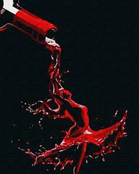 Пьянящее вино (40х50) (RB-0365)