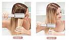 Расческа-выпрямитель Hair Straightener HQT-908/909 | Электрическая расческа-выпрямитель | Утюжок для волос, фото 5