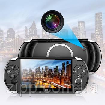 Игровая портативная консоль PSP X9 5,1 дюйм   Портативная игровая приставка   Игровая консоль приставка