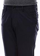 Мужские брючные джинсы Manager 3249,цвет темно синий.