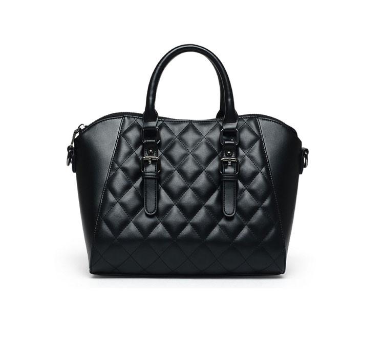 Женская сумка через плечо | черная
