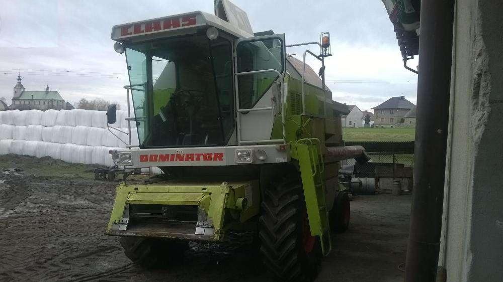 Комбайн зерновий Claas Dominator 88s