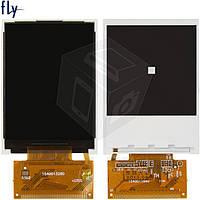 Дисплей (LCD) для Fly DS123 (37 pin, 60*43), оригинал