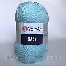 Акрил YarnArt Baby (беби) 856 Бирюза