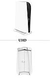 Вертикальная подставка KJH для Sony Playstation 5 / PS5 Ultra UHD, фото 2