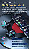 Беспроводные наушники M17 HD Stereo Heavy Bass TWS Bluetooth сенсорные блютуз наушники, фото 8