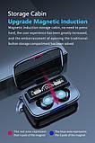 Беспроводные наушники M17 HD Stereo Heavy Bass TWS Bluetooth сенсорные блютуз наушники, фото 6