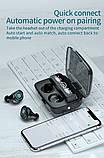 Беспроводные наушники M17 HD Stereo Heavy Bass TWS Bluetooth сенсорные блютуз наушники, фото 9
