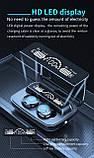 Беспроводные наушники M17 HD Stereo Heavy Bass TWS Bluetooth сенсорные блютуз наушники, фото 3
