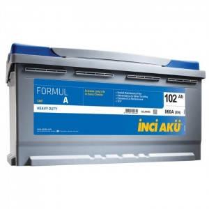 Акумулятор Inci Aku102-0 (R+) (860A) FormulA