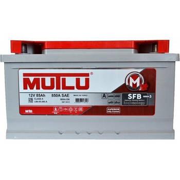 БЕЗКОШТОВНА ДОСТАВКА! Акумулятор MUTLU 85-0 (R+) (850A)