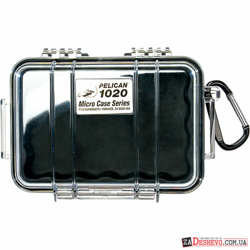 Pelican 1020 Micro Case (1020-025-100)