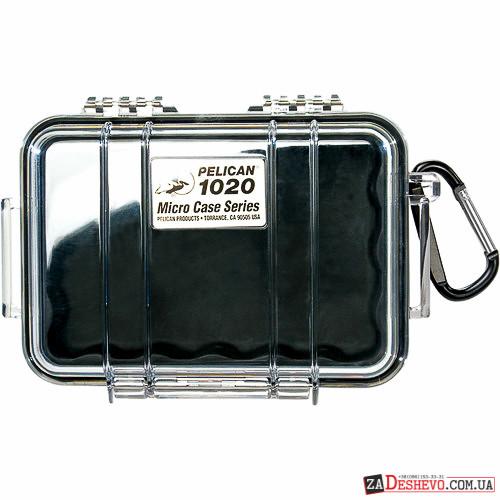 Pelican 1020 Micro Case (1020-025-100), фото 1