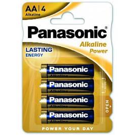 Panasonic батарейки