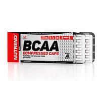 Амінокислоти BCAA 2:1:1 ТМ Нутренд/Nutrend капсули №120