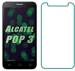 Защитное Стекло Alcatel One Touch POP 3 5025D (Прозрачное 2.5 D 9H) (Алкатель Ван Тач Поп 3)
