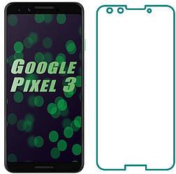 Защитное стекло Google Pixel 3 (Прозрачное 2.5 D 9H) (Гугл Пиксель 3)