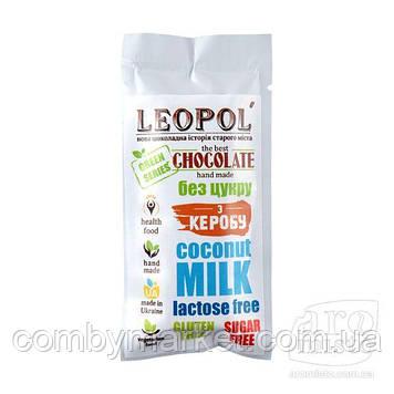 "Батончик ""Leopol"" кероб молочний 25g"