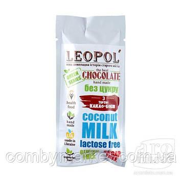 """Батончик """"Leopol"""" какао-молочний 25g"""