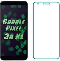 Защитное стекло Google Pixel 3a XL (Прозрачное 2.5 D 9H) (Гугл Пиксель 3A ХЛ)
