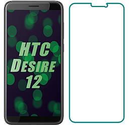 Защитное стекло HTC Desire 12 (Прозрачное 2.5 D 9H) (НТС Дизаер 12)