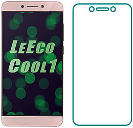 Защитное стекло LeEco LeTV Cool1 (Прозрачное 2.5 D 9H) (Кулпад Кул 1)