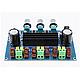 Bluetooth v5.0 Цифровий аудіо підсилювач XH-A305 TPA3116D2 50Вт*2+100Вт 2.1 DC 12-24В, фото 6