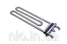 Тэн для стиральной машины, l=233mm P=1950W 01.065 Kawai, с отверстием под датчик