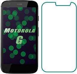 Защитное стекло Motorola Moto G (XT1032) (Прозрачное 2.5 D 9H) (Моторола Мото Джи)